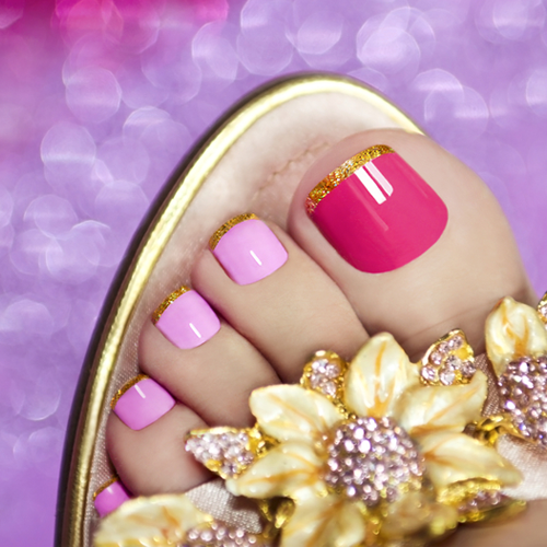 Crystal Pedicures